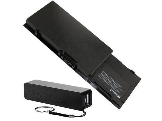 Dell Precision M6400, Precision M6500 Battery - Premium Powerwarehouse  Battery 9 Cell 8M039, 03M190, 3M190, 0KR854, KR854, C565C, P267P, 312-0212,