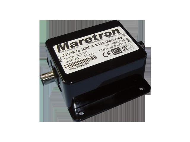 Maretron J2K100 NMEA 2000® / J1939 Bridge - Newegg com