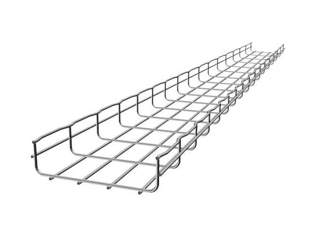 Cablofil - CF105/150EZ - 10 ft. Steel Wire Mesh Cable Tray, 44 lb ...