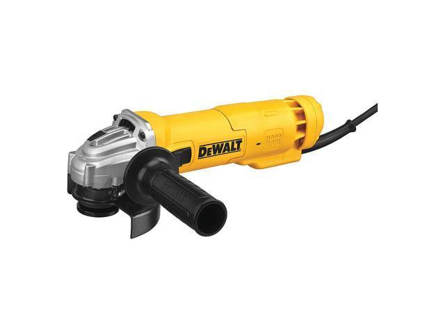 DEWALT DWE4214 Angle Grinder,4-1/2 in.,Slide Switch G0093418