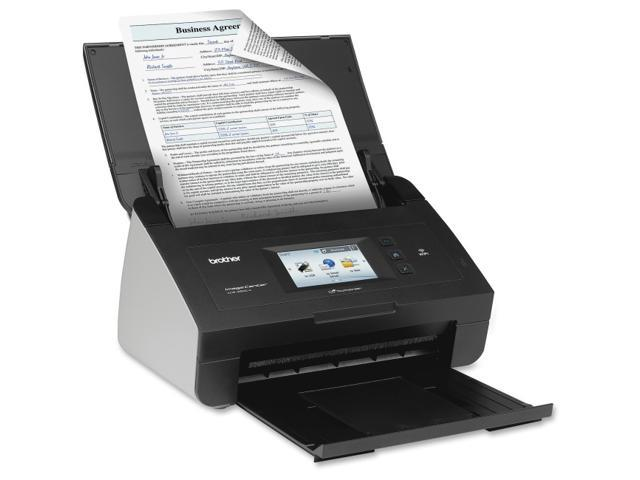 Brother ADS-2800W Duplex 1200 x 1200 DPI Wireless/USB Color Document  Scanner - Newegg ca