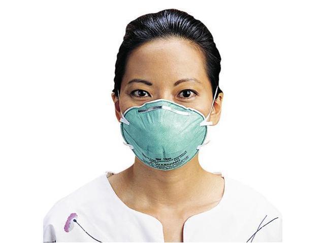 - Mask 1860 3m Respirator Mmm 1860-csof120 N95 Particulate