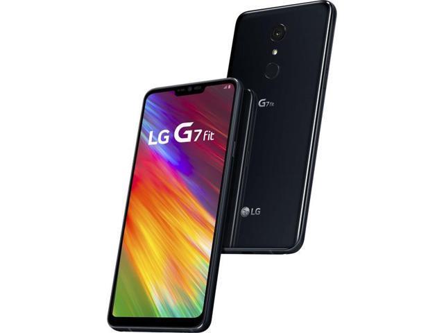LG Electronics - LMQ850QM.ACCABK - LG G7 Fit LMQ850QM 32 GB Smartphone - 6.1 - 4 GB RAM - Android 8.1 Oreo - 4G - Black