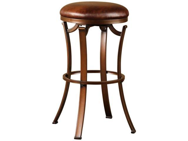 Hillsdale Furniture Kelford 4950 830 Backless Swivel Bar Stool