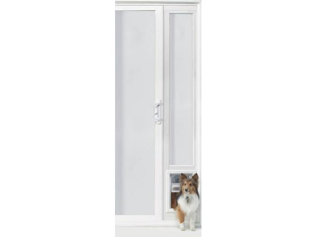 Ideal Pet Products 94vip150m Standard Vinyl Insulated Patio Pet Door