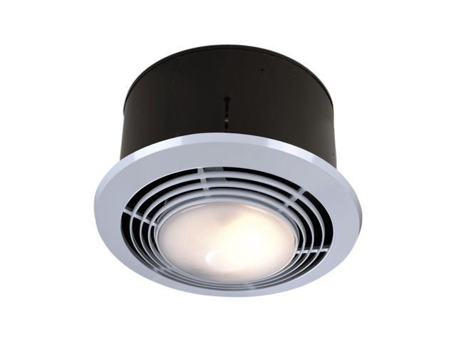 Broan-NuTone 70 CFM Ceiling Exhaust Fan With Light And