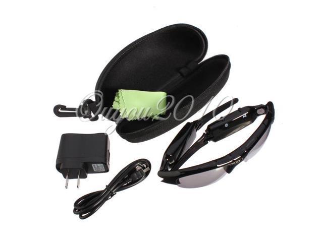 8c7f5b59c1661 Digital Hidden Spy DVR DV Sport Sunglasses w  Audio Video Camera Recorder  Camcorder