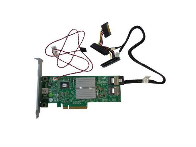 Dell Perc H310 PowerEdge Server Integrated Raid Controller Card w/ Cables  HV52W - Newegg com
