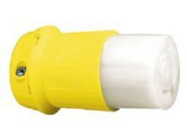 Hubbell HBL63CM60 Female Connector 50A 125V