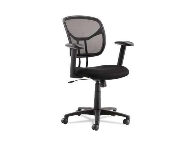 Remarkable Oif Swivel Tilt Mesh Task Chair With Adjustable Arms Oifmt4818 Newegg Com Home Interior And Landscaping Transignezvosmurscom