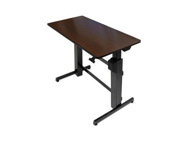 Incroyable Ergotron WorkFit D Sit Stand Desk   ERG24271927