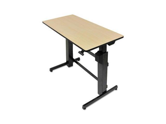 Ergotron WorkFit D Sit Stand Desk   ERG24271928