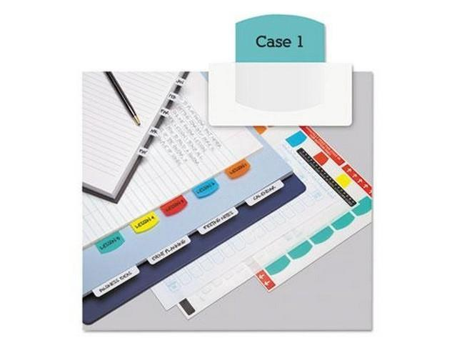 picture regarding Printable Index Tabs known as Redi-Tag Laser and Inkjet Printable Index Tabs - RTG33120 - Newegg.ca