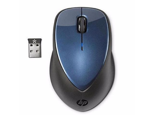Hp X4000 Wireless Mouse - H1D34AA#ABA Security Locks