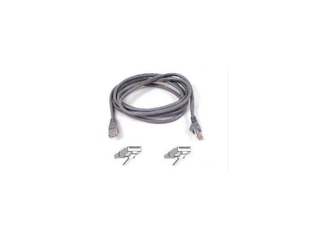 belkin components patch cable - rj-45 - male - rj-45 - male - unshielded twisted pair  utp