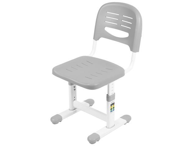 Incredible Vivo Gray Universal Height Adjustable Childrens Desk Chair Chair Only Newegg Com Gmtry Best Dining Table And Chair Ideas Images Gmtryco