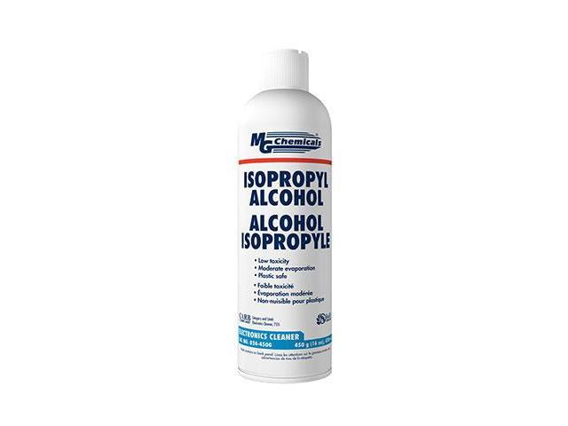 MG Chemicals 824-450G Isopropyl Alcohol (Aerosol) - Newegg com
