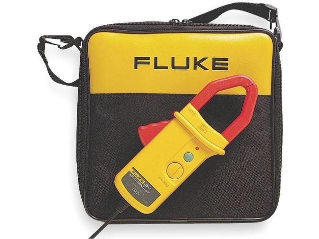 fluke i1010 kit ac dc current clamp and carry case kit newegg com rh newegg com Fluke Current Probe Fluke Tic Tester