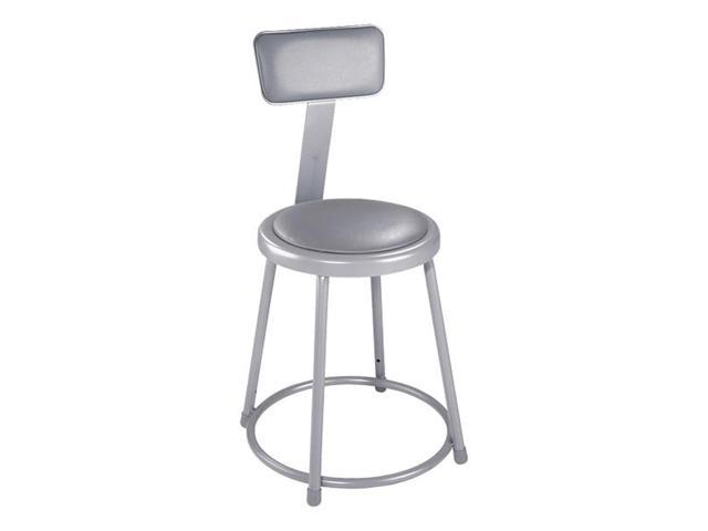 Fine 24 Home Office Kitchen Lab Bar Stool With Padded Seat And Backrest Newegg Com Creativecarmelina Interior Chair Design Creativecarmelinacom