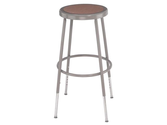 Astounding 25 33 Adjustable Home Office Bar Garage Stool With Hardboard Seat And Footrest Andrewgaddart Wooden Chair Designs For Living Room Andrewgaddartcom