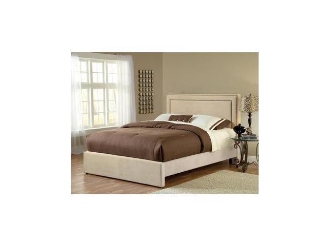 Hillsdale Furniture Amber Cal King Bed Set W Rails 1566bckra