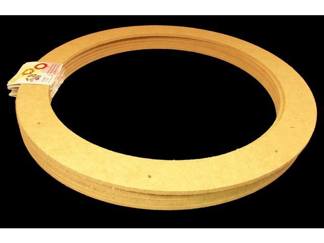 6 Pack 18 Biodegradable Floral Craft Ring Ez Glueable Wreath Form For Photo Frame Other Arts Props And Crafts Projects Neweggcom