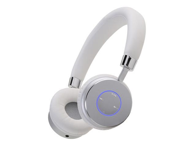 Contixo Kb200 Premium Kids Headphones W Volume Limit Controls 85db Max Wireless Bluetooth Headphones Over The Ear W Microphone White Newegg Com