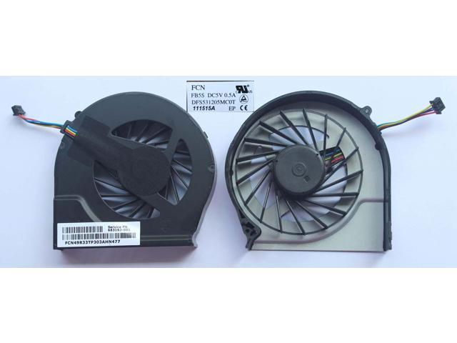 New For HP g7-2223nr g7-2285nr g7-2238nr g7-2284nr g7-2291nr CPU Fan with grease
