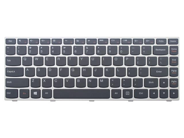 New Keyboard for Lenovo Ideapad U450A U450P U450 Series Laptop Black US Teclado