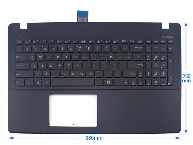 New Replacement ASUS X550 X550C X550CA X550CC X550CL X550VC laptop Keyboard UK