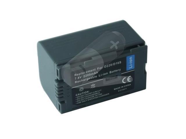 Panasonic NV-EX3 Camcorder External Microphone
