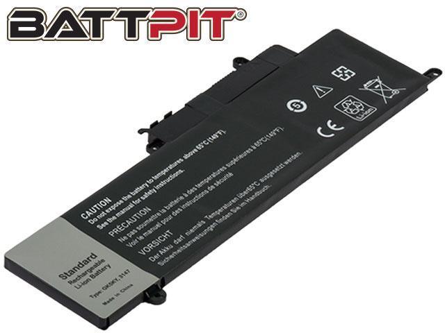 BattPit: Laptop Battery Replacement for Dell Inspiron 11 3147 04K8YH  451-BBKK 4K8YH 92NCT CK5KY GK5KY RHN1C - Newegg com