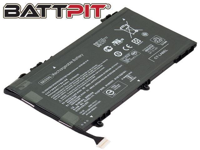 BattPit: Laptop Battery Replacement for HP Pavilion 14-al062nr, 849568-421,  849908-850, HSTNN-LB7G, SE03041XL (11 55V 3615mAh 41 5Wh) - Newegg com