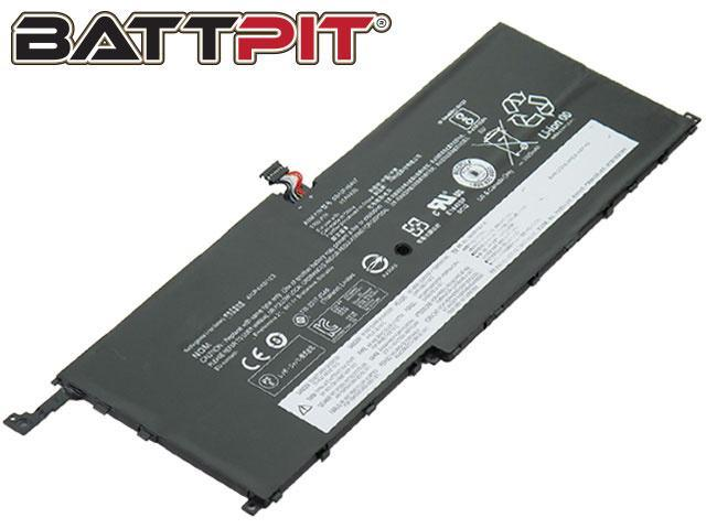 Battpit Laptop Battery Replacement For Lenovo Thinkpad X1 Carbon 4th Gen 20fb0046us 00hw028 00hw029 01av439 15 2v 3530mah 56wh Newegg Com