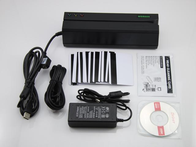MSR206 CARD READER DRIVERS FOR PC