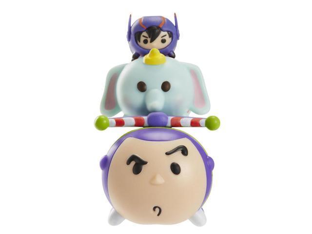 Disney Tsum Tsum Para Colorear Buzz Lightyear: Disney Tsum Tsum 3 Pack Series 2 Figures