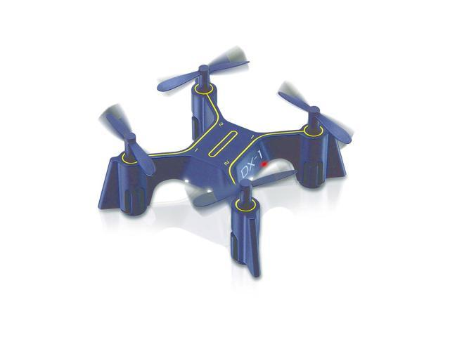 Sharper Image Rechargeable 24ghz Dx 1 Micro Drone Neweggcom