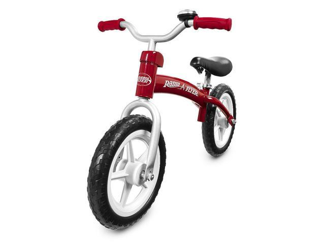 Radio Flyer Bike >> Radio Flyer Glide And Go Balance Bike Red Newegg Com