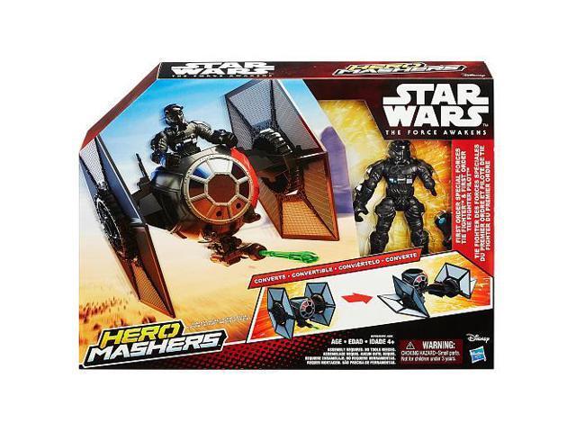 Free Shipping! Star Wars Hero Mashers Rebels Kanan Jarrus NEW