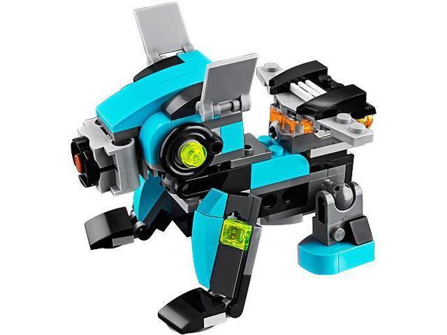 Lego 31062 Robo Explorer Robot Construction Building Toy Kids Create Play