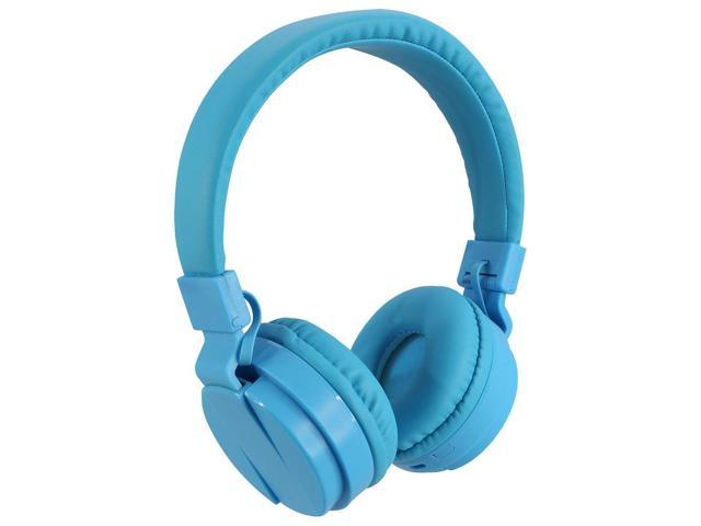 36eb9d6fa00 ILIVE iAHB6BU Bluetooth(R) Wireless Headphones with Microphone (Blue)