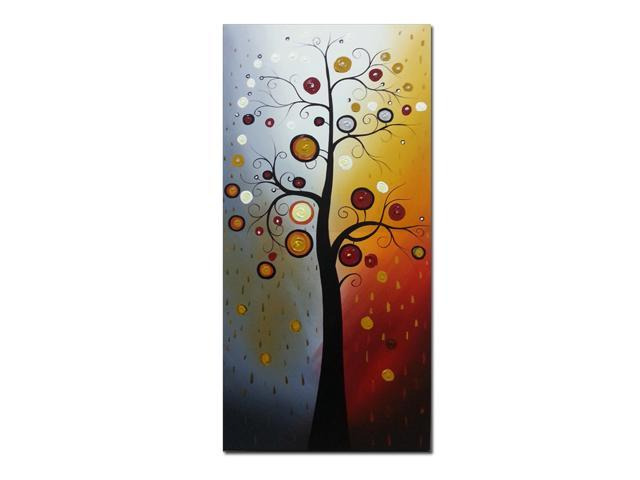 Ballet Dancers 2 Piece Modern Decorative artwork 100/% Hand Painted Contemporary Abstract Oil paintings on Canvas Wall Art Ready to Hang for Home Decoration Wall Decor Wieco Art