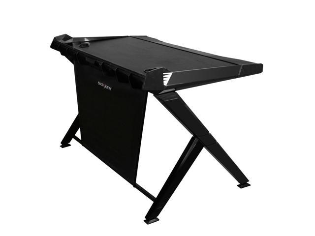 DXRacer GD/1000/N Ergonomic Office Gaming Desk   Black