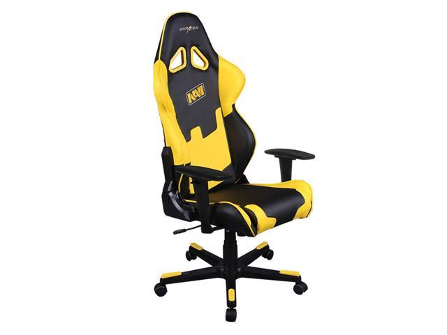 Dxracer Racing Series Oh Re21 Ny Navi Black Yellow Office Chair Gaming