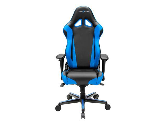 Outstanding Dxracer Racing Series Oh Rv001 Nb Newedge Edition Gaming Chair Pvc Ergonomic With Pillows Andrewgaddart Wooden Chair Designs For Living Room Andrewgaddartcom