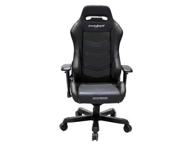 DXRacer Iron Series OH/IS166/N Newedge Edition Racing Bucket Seat office chair X large PC gaming chair computer chair executive chair ergonomic rocker With Pillows