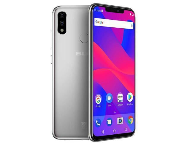BLU Vivo XI+ V0311WW 128GB Unlocked Verizon/GSM Android Phone w/ Dual:  16MP|5MP Camera - Silver - Newegg com
