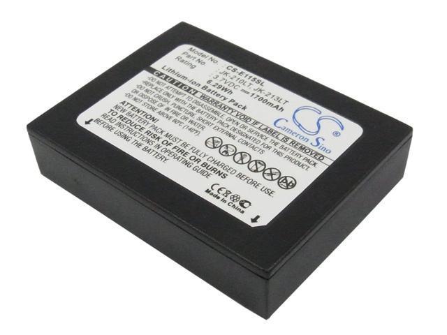 1700mAh Battery For CASIO Cassiopeia E-125, Cassiopeia E125-CSC, Cassiopeia  E500, - Newegg com