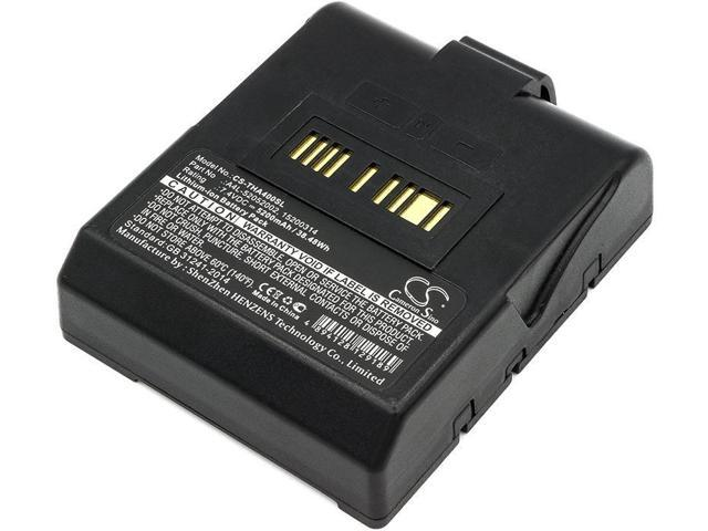 5200mAh Battery For TSC Alpha 4L - Newegg com