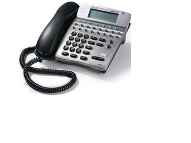 DTR 16D 2 BK TEL NEC DTERM SERIES I Black Phone
